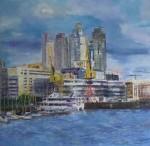 Obras de arte: America : Argentina : Buenos_Aires : Mercedes : Puerto Madero
