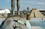 Obras de arte: America : México : Quintana_Roo : PLAYA_DEL_CARMEN : LA OFRENDA