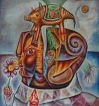 Obras de arte: America : México : Quintana_Roo : PLAYA_DEL_CARMEN : AROMA