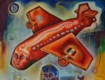 Obras de arte: America : México : Quintana_Roo : PLAYA_DEL_CARMEN : El vislumbre del maestro