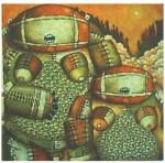Obras de arte: America : Perú : Piura : Piura_ciudad : bostezo
