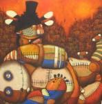 Obras de arte: America : Perú : Piura : Piura_ciudad : NO ME DEJES SOLO QUE ME PERDERIA