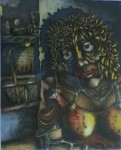 Obras de arte: America : Perú : Piura : Piura_ciudad : MUJER