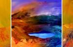 Obras de arte: America : Colombia : Boyaca : paipa : Iguaque