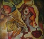 Obras de arte: America : México : Quintana_Roo : PLAYA_DEL_CARMEN : QUIERO VIVIR