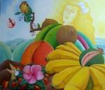 Obras de arte: America : Colombia : Santander_colombia : floridablanca : SUEÑOS EROTICOS DE UNA DONCELLA
