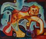 Obras de arte: America : México : Quintana_Roo : PLAYA_DEL_CARMEN : Quiero ser Leon
