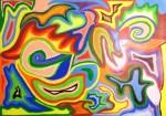 Obras de arte: America : México : Mexico_Distrito-Federal : Centro : El caracol y el dragón