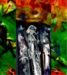 Obras de arte: America : Colombia : Boyaca : paipa : Jaibana del Docordo
