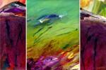 Obras de arte: America : Colombia : Boyaca : paipa : Señales en el territorio
