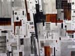 Obras de arte: Europa : España : Catalunya_Girona : La_Escala : LUNES MEDIODIA EN LA CIUDAD