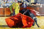 Obras de arte: Europa : España : Andalucía_Sevilla : Sevilla-ciudad : EL DERECHAZO