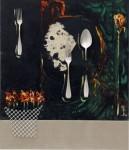 Obras de arte: America : Argentina : Neuquen : Neuquen_Capital : La mesa está servida II