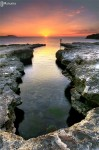 Obras de arte: Europa : España : Andalucía_Jaén : Cazorla : Sunrise