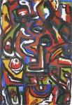 Obras de arte: America : México : Guanajuato : Guanajuato_capital : abstraccion 007