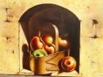 Obras de arte: America : Cuba : Pinar_del_Rio : Pinar_del_Río_ciudad : CESTO DE MANZANAS