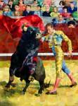 """Obras de arte: Europa : España : Andalucía_Sevilla : Sevilla-ciudad : """"EL DE PECHO"""""""