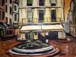 Obras de arte: America : Argentina : Buenos_Aires : Ciudad_de_Buenos_Aires : Nimes después de la lluvia