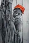 Obras de arte: America : M�xico : Jalisco : Guadalajara : admirando