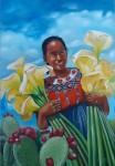Obras de arte: America : M�xico : Jalisco : Guadalajara : feria de flores