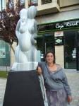 Obras de arte: Europa : España : Andalucía_Cádiz : Jerez_de_la_Frontera : femina felina