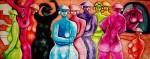 Obras de arte: America : México : Chihuahua : ciudad_juarez : Alegoria del cancer