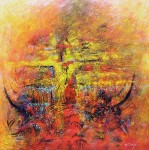 Obras de arte: America : Colombia : Bolivar : cartagenadeindias : sacrificio