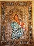 Obras de arte: America : Venezuela : Miranda : Caracas_ciudad : La Virgen y el Niño