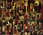 Obras de arte: America : Uruguay : Canelones : Parque_de_Carrasco : Hieroglyphic V