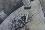 Obras de arte: America : Cuba : Holguin : Holguín_ciudad : ``Si ellos pudieran....´´(fragmento)