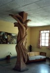 Obras de arte: America : Cuba : Holguin : Holguín_ciudad : Àrbol