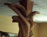 Obras de arte: America : Cuba : Holguin : Holguín_ciudad : Àrbol (fragmento)