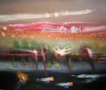 Obras de arte: America : Colombia : Distrito_Capital_de-Bogota : Bogota : Samba en el Rio Negro