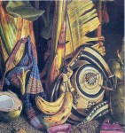Obras de arte: America : Colombia : Sucre : sincelejo : BODEGON  COSTEÑO DE COLOMBIA