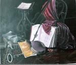 Obras de arte: America : Colombia : Sucre : sincelejo : BODEGON CLASICO
