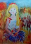 Obras de arte: Europa : España : Valencia : camp_de_morvedre : mi menina 2