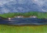 Obras de arte: America : Venezuela : Miranda : Guarenas : Nubes y Reflejos