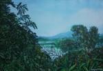 Obras de arte: America : Panamá : Panama-region : BellaVista : Gamboa