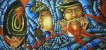 Obras de arte: America : Colombia : Atlantico : barranquilla : FESTIVAL DE MILLOS Y GAITAS