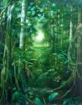 Obras de arte: America : Perú : San_Martin : tarapoto-_ciudad : vigia de la selva
