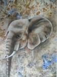 Obras de arte: America : México : Jalisco : Guadalajara : Elefante