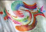 Obras de arte: America : Guatemala : Guatemala-region : Guatemala-ciudad : Romance de Pájaros