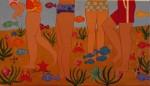 Obras de arte: Europa : España : Madrid : alcala_de_henares : Bajo el mar