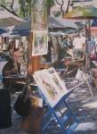 Obras de arte: Europa : España : Melilla : Melilla_ciudad : montmartre 2