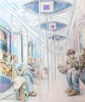 Obras de arte: Europa : España : Principado_de_Asturias : Gijón : metro 11:am