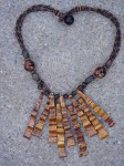 Obras de arte: America : Chile : Valparaiso : Valparaíso : joyería en cobre esmaltado