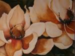 Obras de arte: America : Argentina : Entre_Rios : Paraná : magnolias