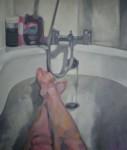 Obras de arte: Europa : España : Andalucía_Granada : Granada_ciudad : Legs in the bath