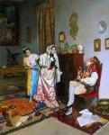 Obras de arte: Europa : España : Andalucía_Málaga : Málaga_ciudad : La visita