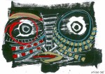 Obras de arte: Europa : España : Euskadi_Bizkaia : Dima : black face